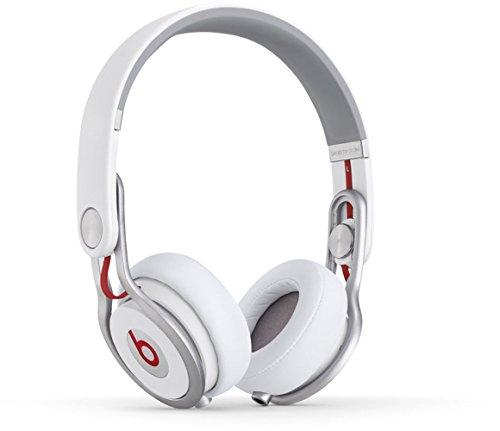 Beats Mixr - Auriculares de diadema abiertos, color blanco