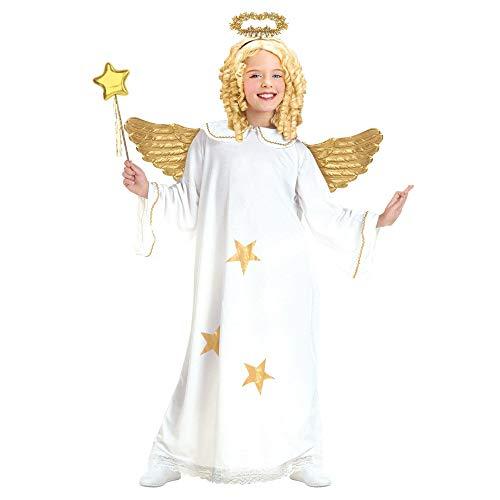 WIDMANN 38188 - Disfraz de ángel para niño (talla 158)