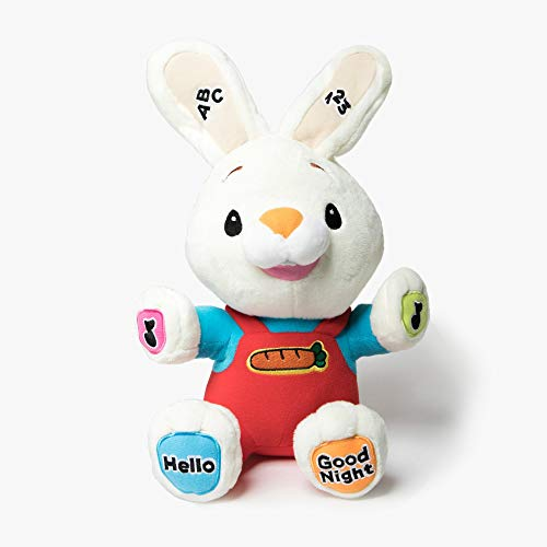 Product Image of the Baby First TV - Play & Sing Harry the Bunny Interactive Toy, Stuffed Animal...