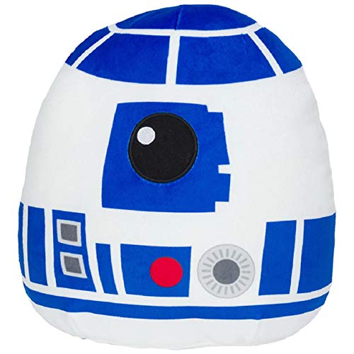 SQUISHMALLOWS Star Wars R2-D2 Plush Stuffed Toy 5 inches