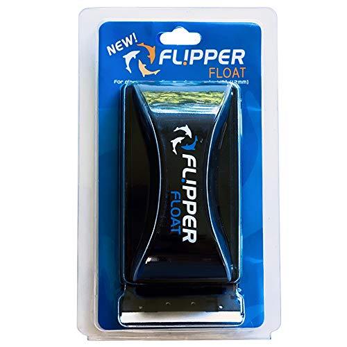 FL!PPER Schwimmender Flipper Standard 2-in-1 magnetischer Algenreiniger für Aquarien