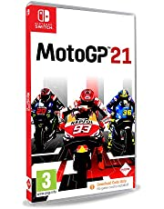 MotoGP 21 - Nintendo Switch [Code in a Box]