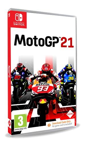 MotoGP 21 - Nintendo Switch [Code in a Box]