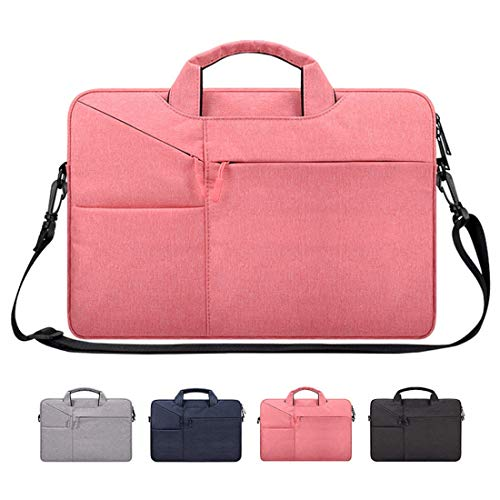Waterdichte Laptop Schoudertas Hoes 12-15 Inch Notebook Sleeve Draagtas Compatibele ACER APPLE ASUS DELL HP LENOVO SONY SAMSUNG TOSHIBA Computer