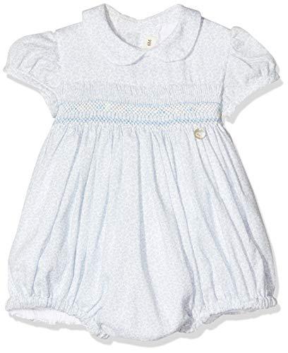 Rigans Pelele BB Nido niño Marie, Blanco (Blanco 477), 68 (Tamaño del Fabricante: 6 Meses) para Bebés