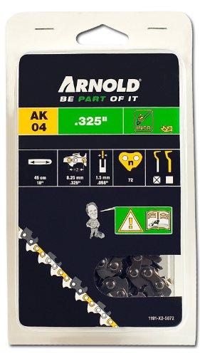 Arnold Sägekette .325 Zoll, 1.5 mm, 72 Treibglieder, 45 cm Schwert 1191-X2-5872