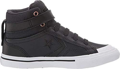 Converse Pro Blaze Strap High Sneaker Kinder schwarz, 3 US - 35 EU - 2-5 UK