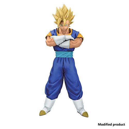 Siyushop Dragon Ball Z Vegetto Master Stars Piece Figure - Dragon Ball Super Figure - Escultura Precisa Altamente Detallada - Alto 19CM