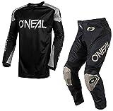 Oneal Matriz 2019 - Traje de protección para motocross, motocross, motocross, motocross, motocross, color negro