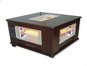 Home Master Quartz Heater, 2400 Watts - HOMH640