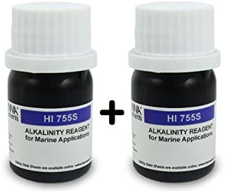 Two Pack: Hanna Instruments HI 755-26 Checker HC Alkalinity Reagent for 50 tests