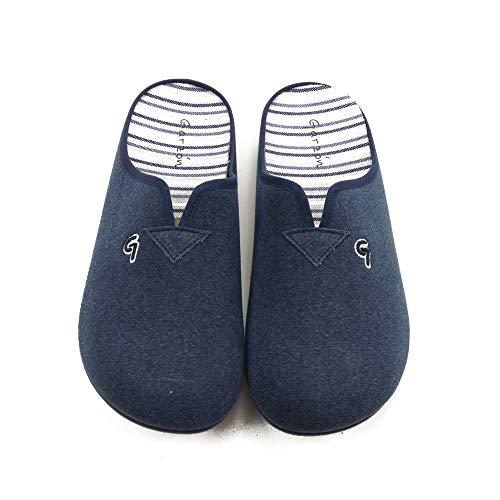 GARZON - Zapatilla CASA 8405-TEX para: Hombre Color: Jeans Talla: 43