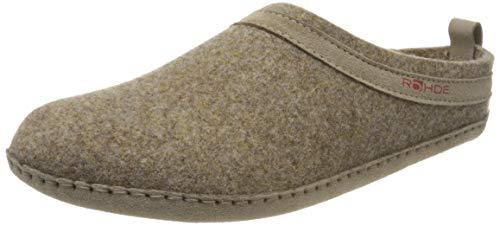 Rohde Venosa, Zapatillas de Estar por casa para Mujer, Beige Silk 13, 42 EU