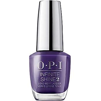 OPI Infinite Shine 2 Long-Wear Lacquer Mariachi Makes My Day Purple Long-Lasting Nail Polish Mexico City Collection 0.5 fl oz