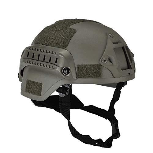 Teekit Neue Mich 2000 Military Airsoft Helm Taktische Armee Kampf Kopfschutz Wargame Paintball Helme Getriebe