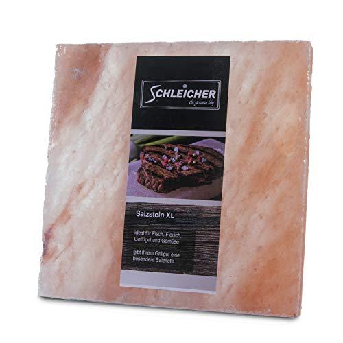 Schleicher® Premium BBQ Grill Salzstein...