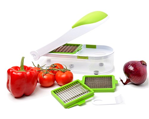 Family Home - Cortador de cebolla, verduras, frutas y queso