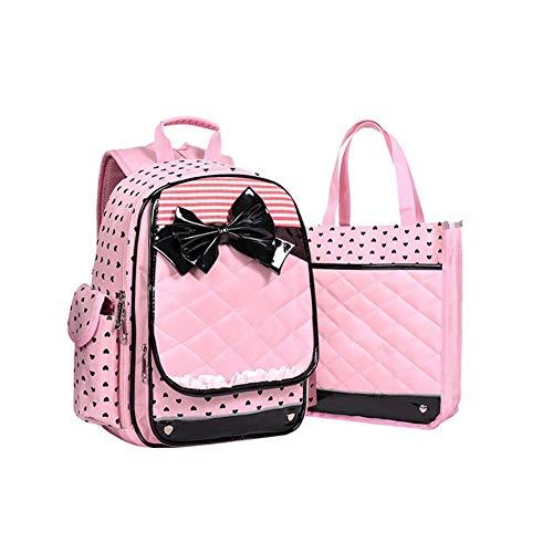 XINBABYG Mochila For Niños, Mochila Escolar De Moda For Niños Y Niñas, Mochila Impermeable, Bolsa De Tutorial De Envío (Color : A)