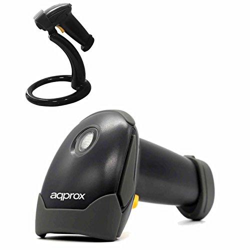 Approx Appls02 - Scanner Codigo De Barras USB, Disparo Manual O Automatico...