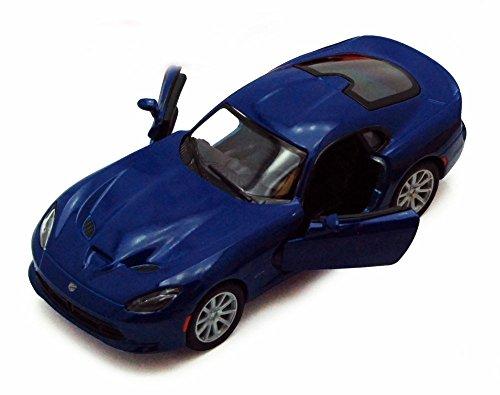 2013 SRT Dodge Viper GTS 1/36 Blue
