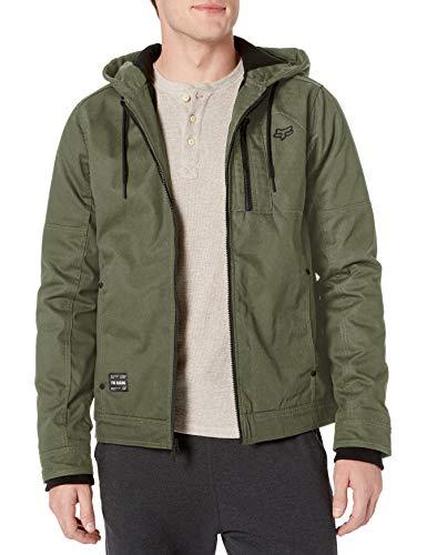 Fox Mercer Jacket Olive Green L