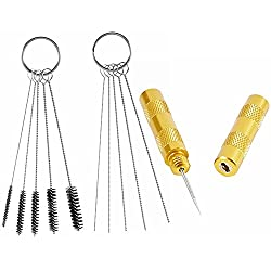 ABEST 3 Set Airbrush Spray Cleaning Repair Tool Kit