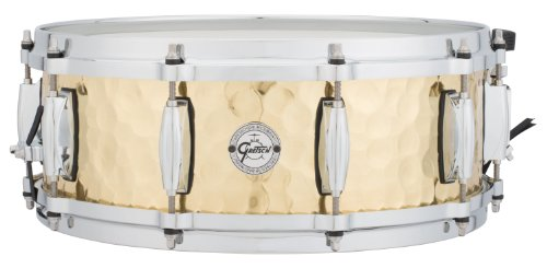 "Silver Series Brass Snare, 14""x5"", S1-0514-BRH"