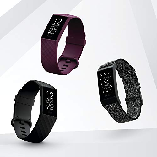 Fitbit Charge 4 - Activity Tracker Rosewood