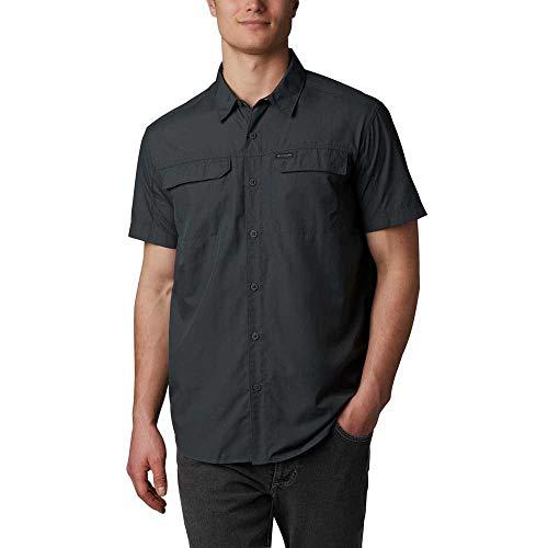 Columbia Silver Ridge 2.0 T-Shirt à Manches Courtes pour Homme S Gris