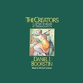 The Creators audiobook cover art