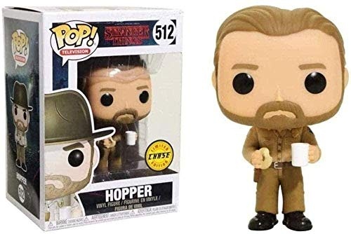 CQ Popular! TV: Collectible variant of Stranger Things Chute Chase from the TV series Toys