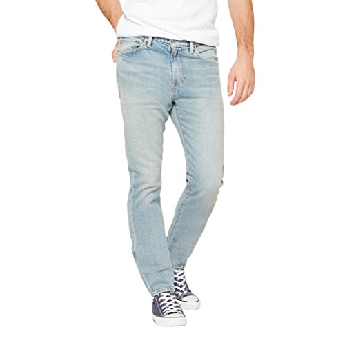 Levi's 510, Herren Herren Jeans Hose Stretchdenim Stoneblue W 33 L 32 [22509]