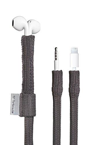 Coltrui TangleFree Pullover voor oortelefoons, Noble Grey