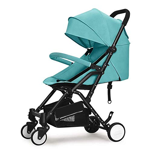 Learn More About HZC Baby Stroller Lightweight Reclining Folding Pushchair, Baby Carriage for Newbor...