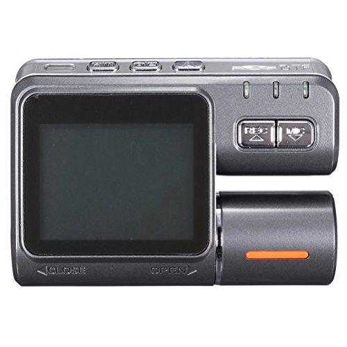 LIOOBO Vision Nocturne de la caméra G-Sensor de Tableau de Bord du magnétoscope 1080P Plein HD 1080P de Voiture de définition élevée