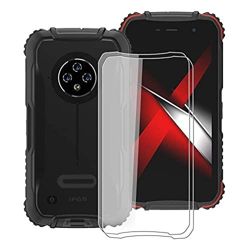 ZXLZKQ [2 Piezas Protector de Pantalla Cristal Templado para Doogee S35 Pro (5.0 Pulgadas), Anti Dactilares Resistente Vidrio Templado, Cristal Vidrio Templado Protector 9H Dureza