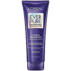 loreal everpure purple shampoo reviews