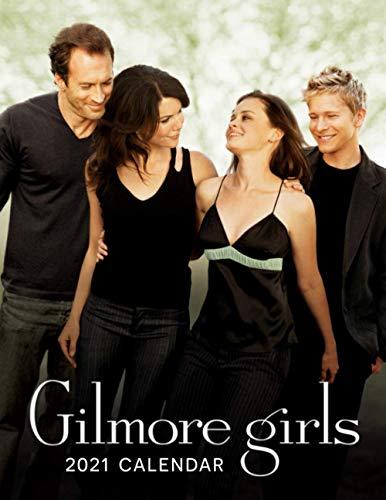 Gilmore Girls 2021 Calendar