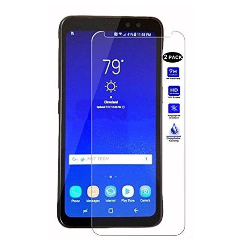 XMT Samsung Galaxy S8 Active 5.8' Pellicola Protettiva,Ultra Resistente Durezza 9H Vetro Temperato Protezione Schermo per Samsung Galaxy S8 Active Smartphone (2 Pack)