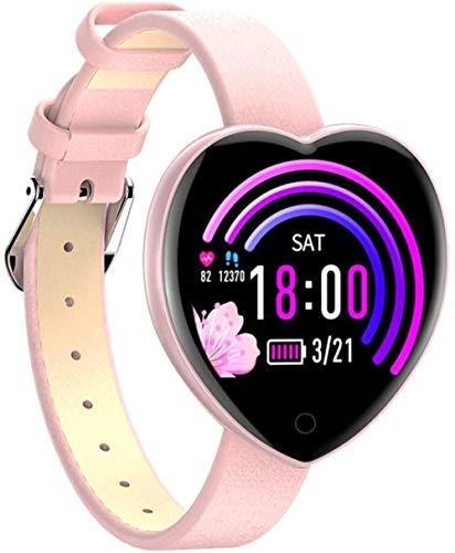 Relojes inteligentes para mujer, presión arterial, oxígeno, banda inteligente, recordatorio de llamada, impermeable, para iOS y Android, Smartwatch de moda