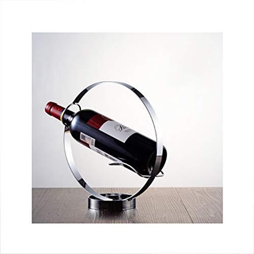 WAJI Cremagliera del Vino Decorazione Moderna Minimalista Domestica e Commerciale Europea cremagliera del Vino cremagliera del Vino-2