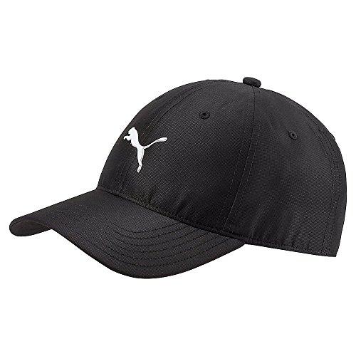 PUMA Golf Herren Pounce Anpassbare Cap Puma Black OSFA