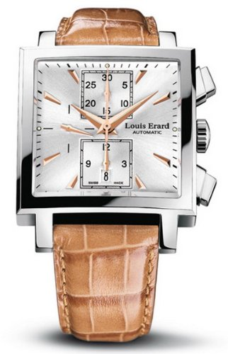 Louis Erard orologi da uomo automatico analogico 77502aa11.bdc12