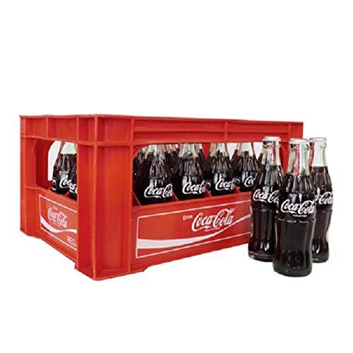 コカコーラ (コカ・コーラ) 瓶コーラ ケース 懐かしの ビンコーラ 190ml 24本入 ケース 付 コーラ