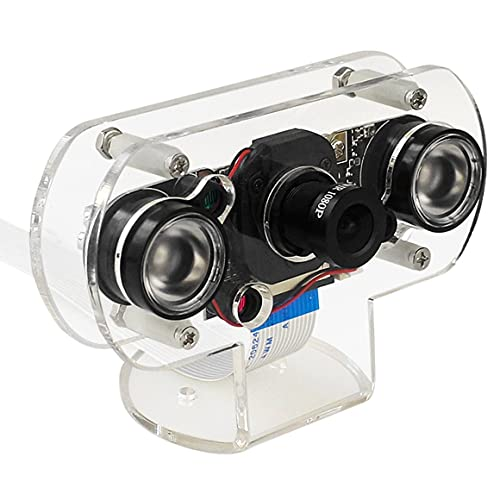 KoelrMsd Cambie automáticamente el Soporte dedicado de la cámara Cambie automáticamente la luz de Relleno infrarroja Soporte Duradero
