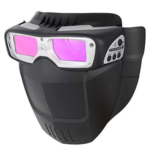 Servore Arc Shield 513 automatisch abdunkelnde Schweißbrille Schutzbrille SILBER ARC-513