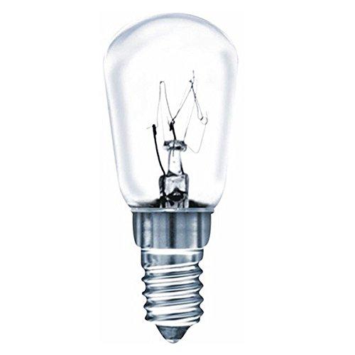 Müller-Licht 10480 Ampoule pour réfrigérateur 15W E14 Classe E en clair, 15 W