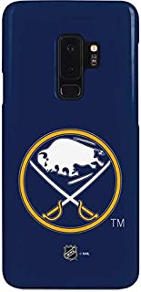 Skinit Lite Phone Case for Galaxy S9 Plus - Officially Licensed NHL Buffalo Sabres Solid Background Design