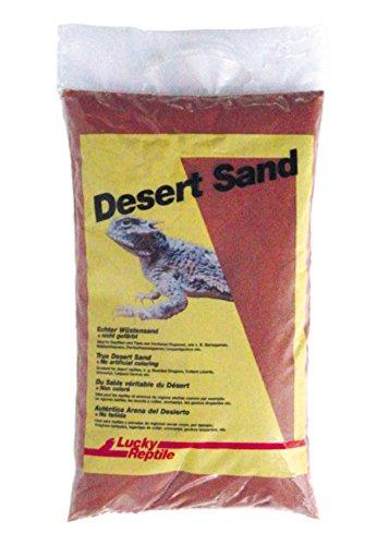 Lucky Reptile Namibia Arena del Desierto