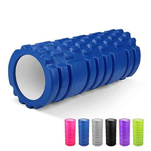 Foam Roller, Trigger Point Fitness Foam Roller Deep Tissue Muscle Massage...